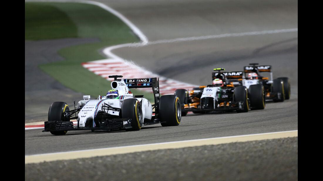 Felipe Massa - Formel 1 - GP Bahrain 2014