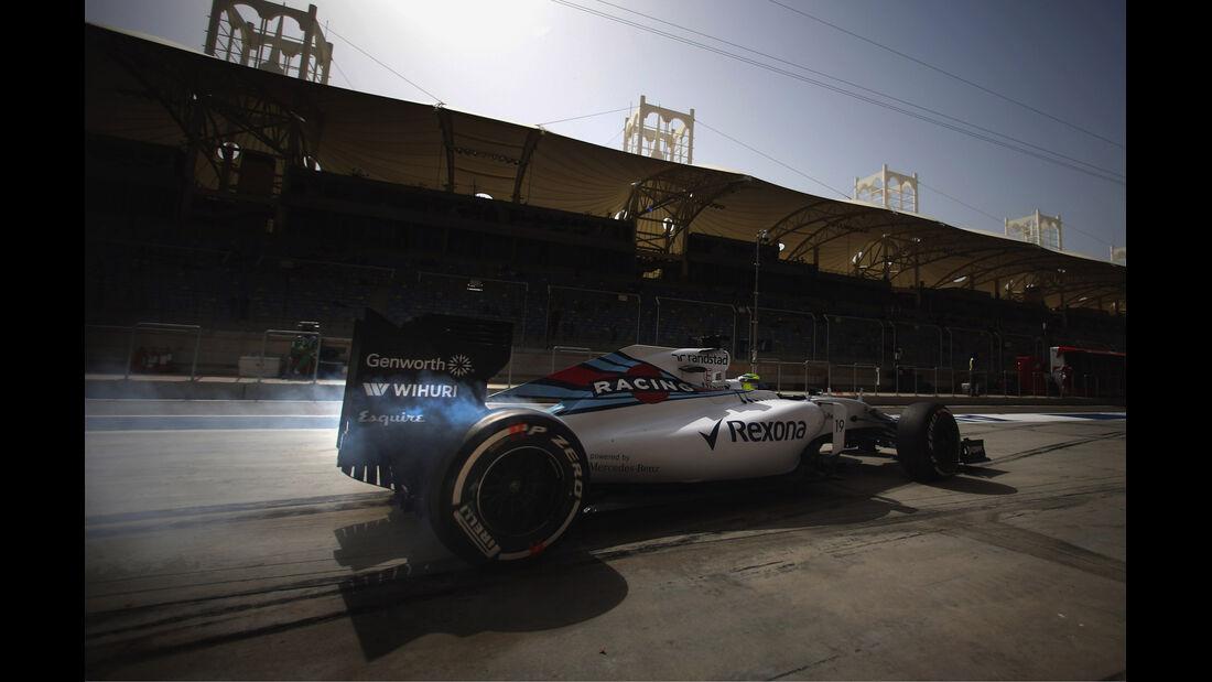 Felipe Massa - Formel 1 - GP Bahrain 2015