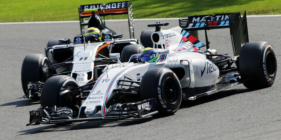 Felipe Massa - Formel 1 - GP Belgien 2016