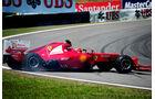 Felipe Massa Formel 1 GP Brasilien 2012