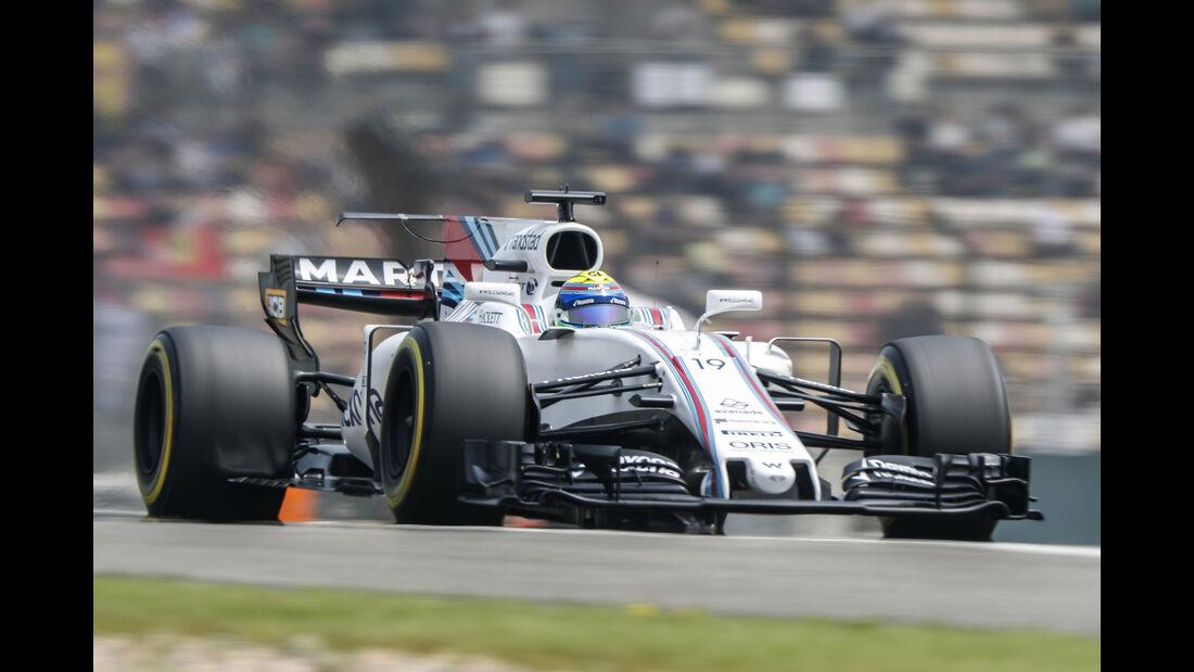 Felipe Massa - Formel 1 - GP China 2017