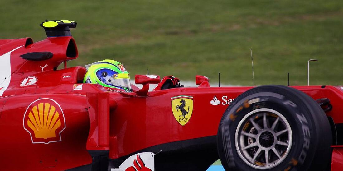 Felipe Massa - Formel 1 - GP Deutschland - 20. Juli 2012