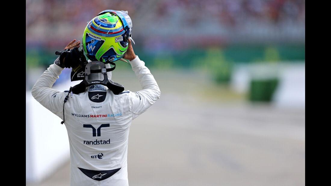 Felipe Massa - Formel 1 - GP Deutschland 2016