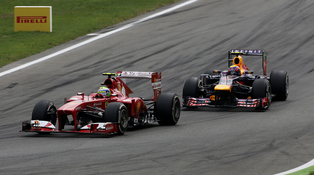 Felipe Massa - Formel 1 - GP Italien 2013