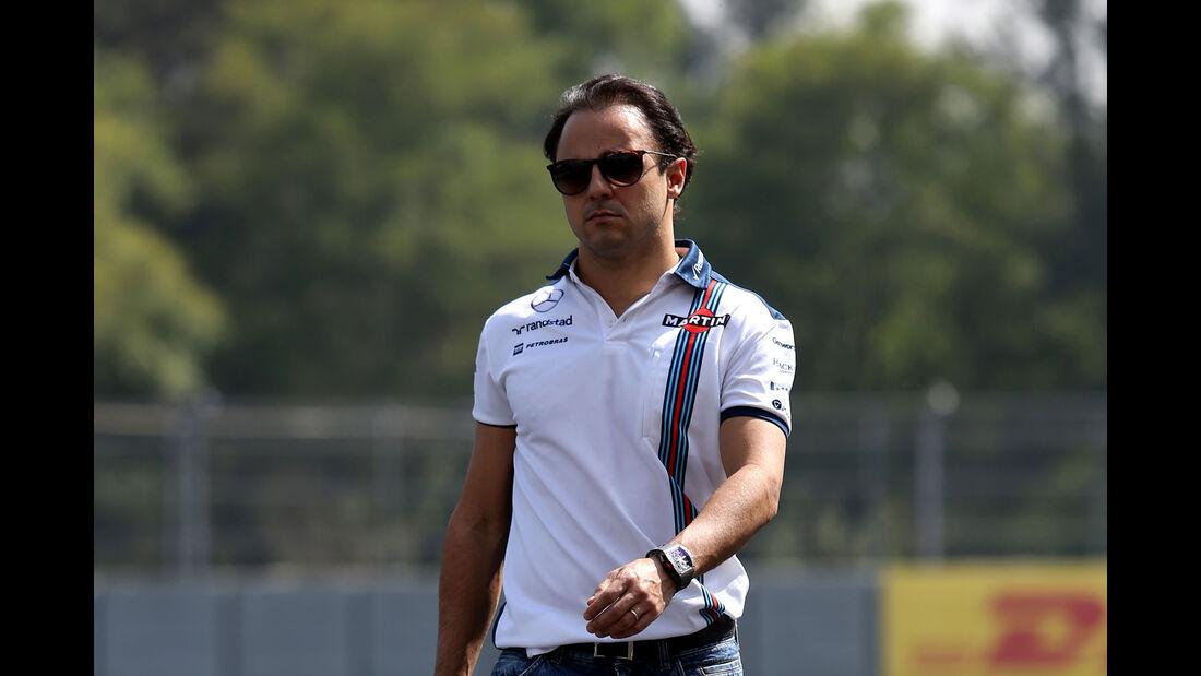 Felipe Massa - Formel 1 - GP Mexico - 29. Oktober 2015