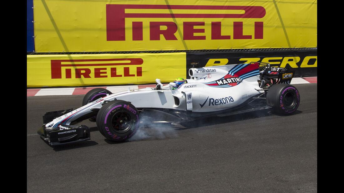 Felipe Massa - Formel 1 - GP Monaco 2017