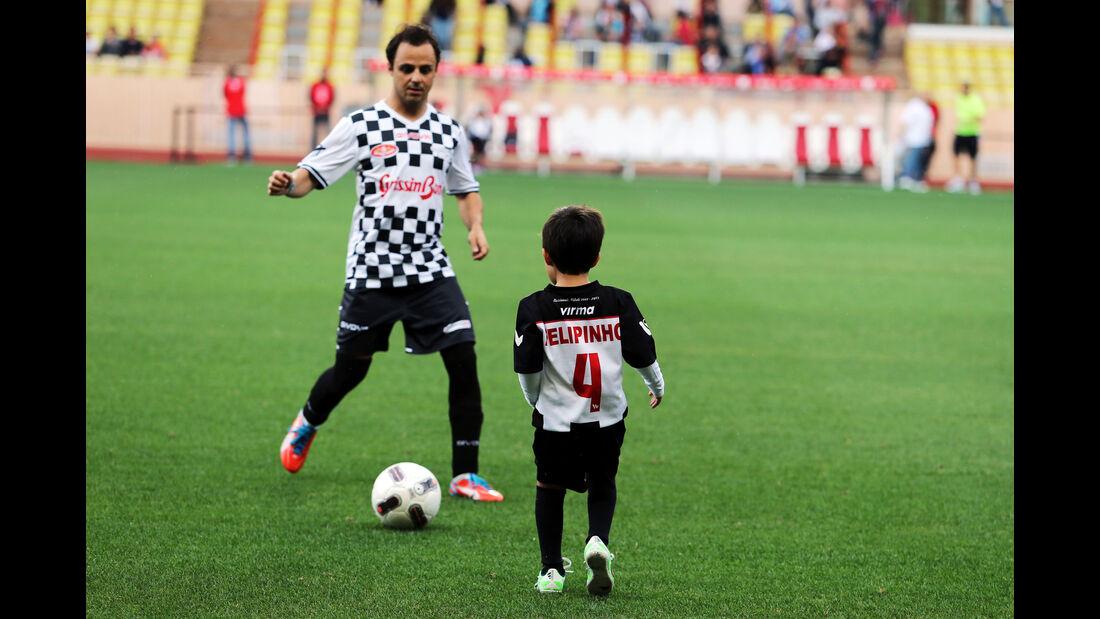 Felipe Massa  - Formel 1 - GP Monaco - Mittwoch - 20. Mai 2015