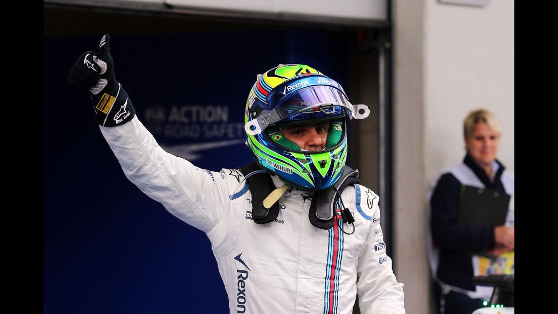 Felipe Massa - Formel 1 - GP Österreich 2015