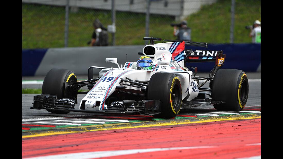 Felipe Massa - Formel 1 - GP Österreich 2017