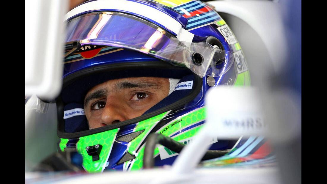 Felipe Massa - Formel 1 - GP USA - 31. Oktober 2014