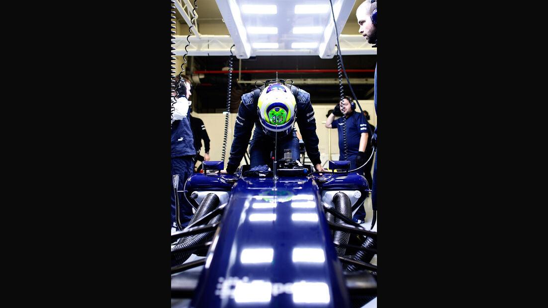 Felipe Massa - Formel 1 - Jerez-Test 2014