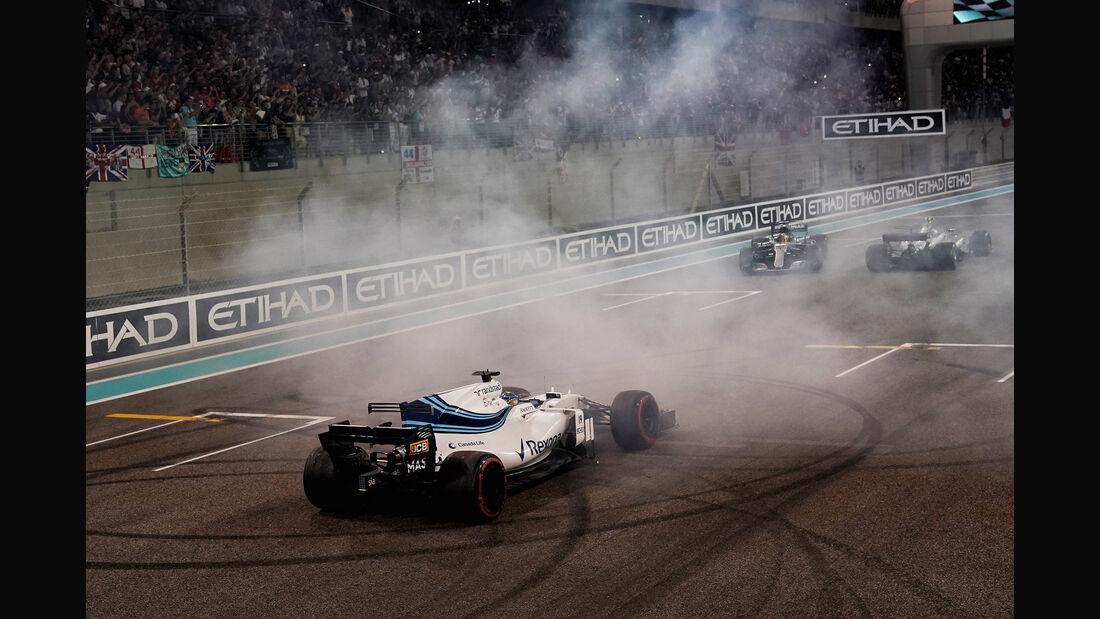 Felipe Massa - GP Abu Dhabi 2017