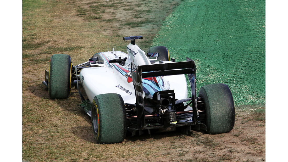 Felipe Massa - GP Australien 2014