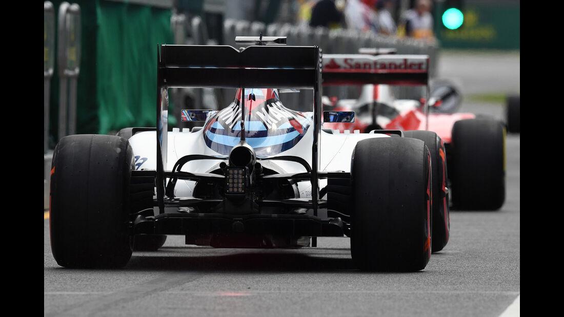 Felipe Massa - GP Australien 2016