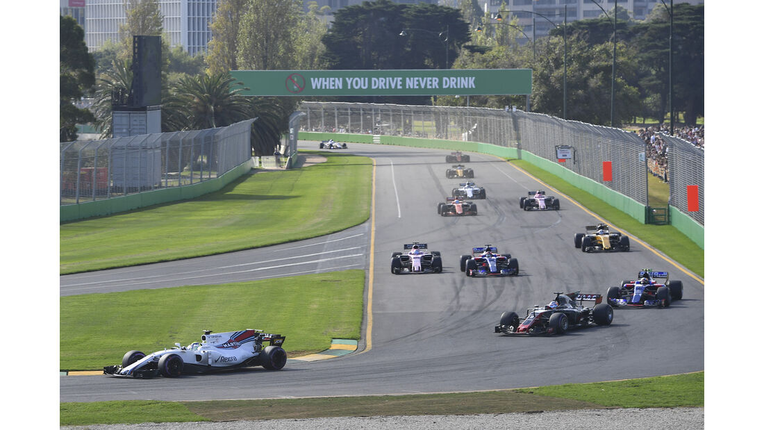 Felipe Massa - GP Australien 2017