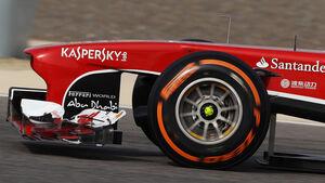 Felipe Massa GP Bahrain 2013