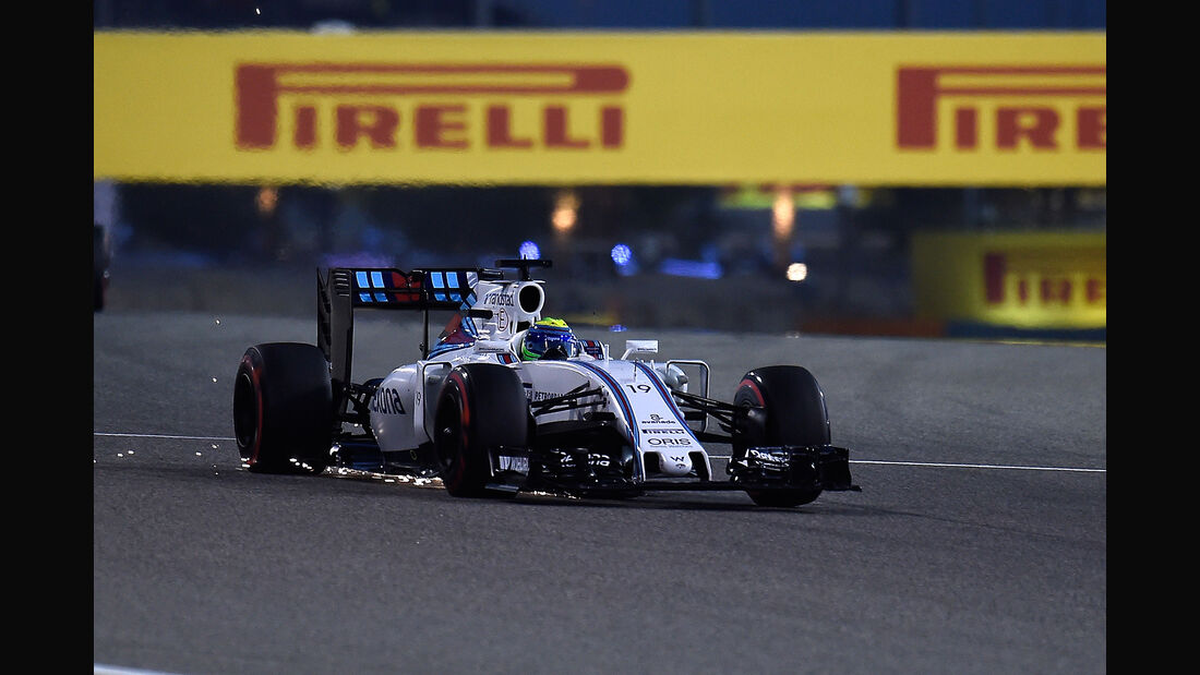 Felipe Massa - GP Bahrain 2016