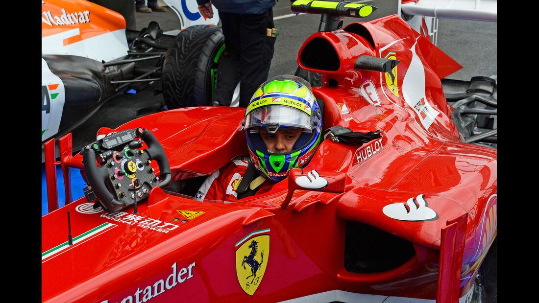 Felipe Massa - GP Belgien 2013