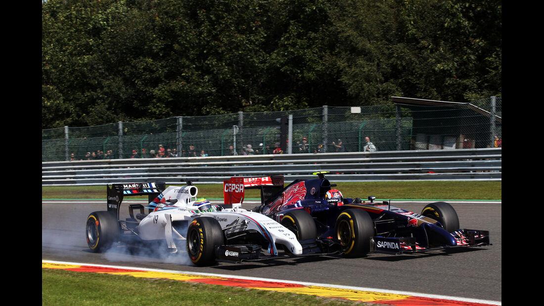 Felipe Massa - GP Belgien 2014