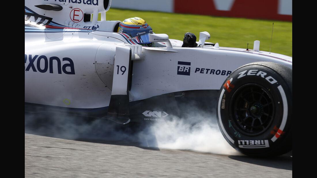 Felipe Massa - GP Belgien 2015