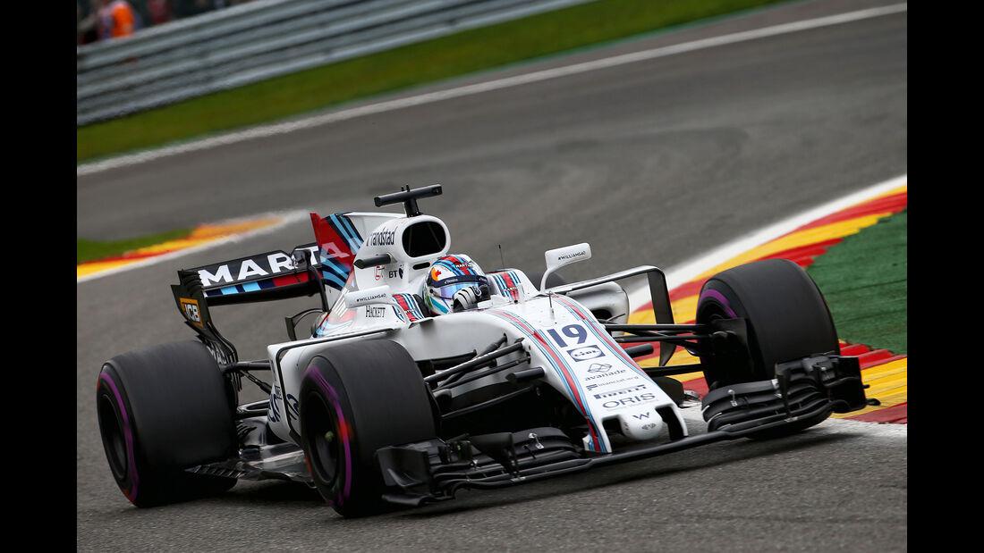 Felipe Massa - GP Belgien 2017