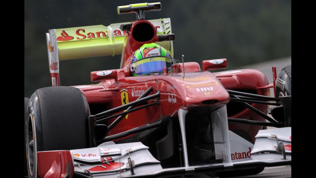 Felipe Massa - GP Belgien - 26. August 2011