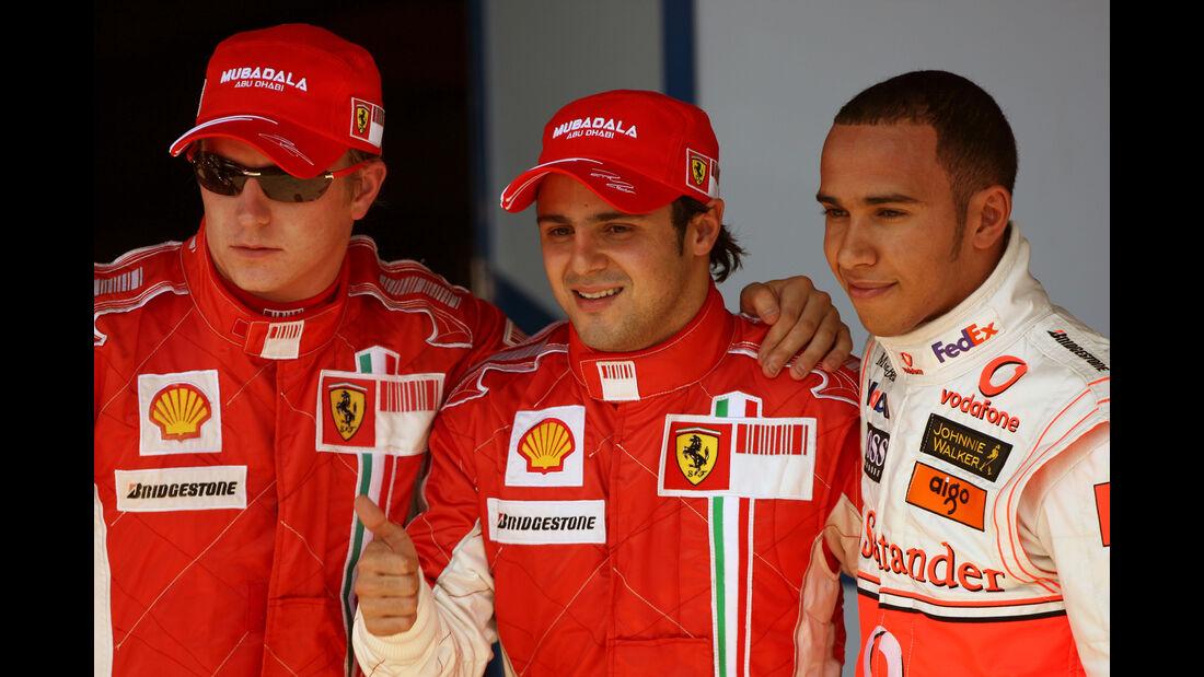 Felipe Massa - GP Brasilien 2007