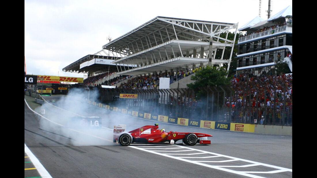 Felipe Massa GP Brasilien 2011