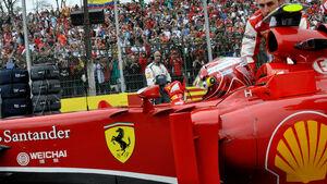 Felipe Massa - GP Brasilien 2013