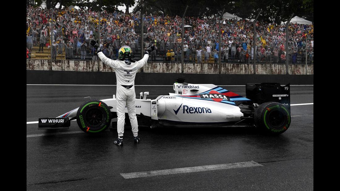 Felipe Massa - GP Brasilien 2016