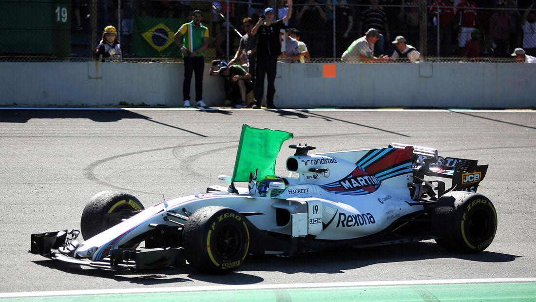 Felipe Massa - GP Brasilien 2017