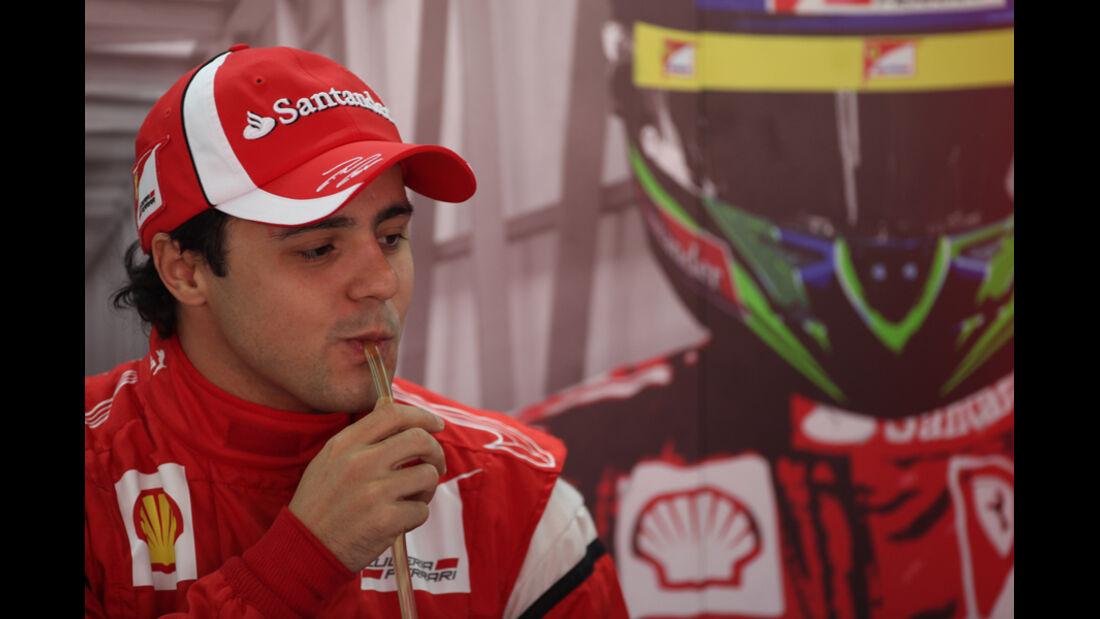 Felipe Massa - GP Brasilien - 25. November 2011