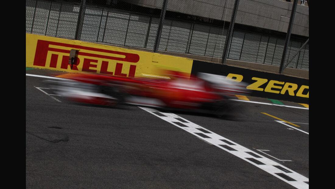 Felipe Massa - GP Brasilien - 26. November 2011