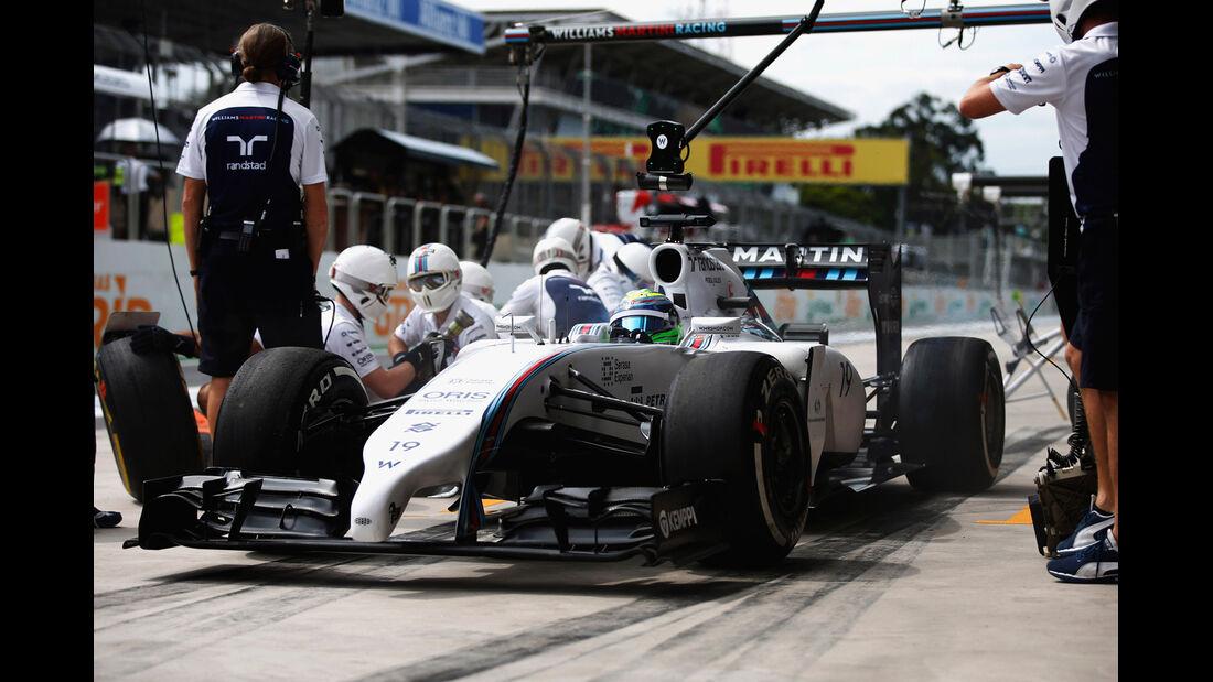 Felipe Massa - GP Brasilien - Formel 1 - Tops & Flops