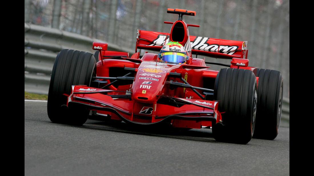 Felipe Massa - GP China 2007