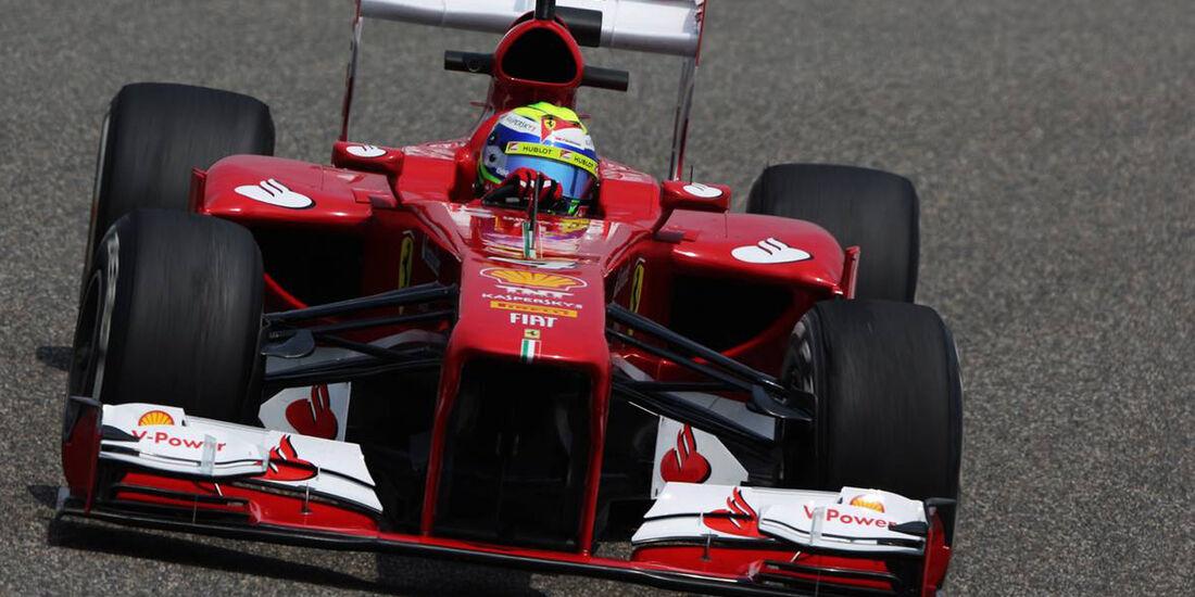 Felipe Massa GP China 2013