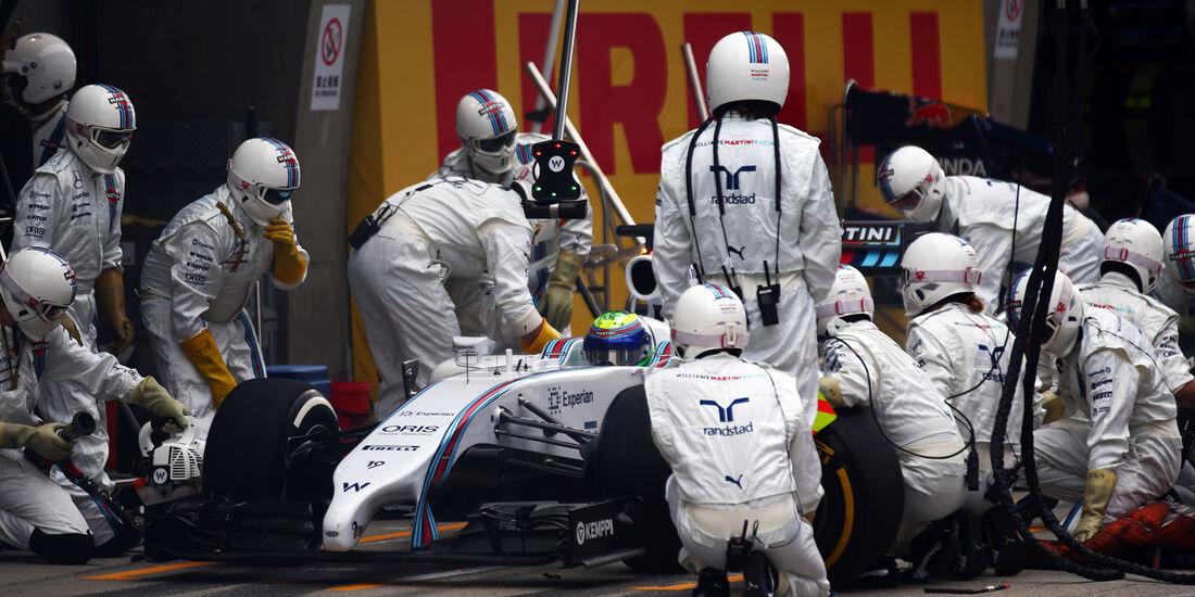 Felipe Massa - GP China 2014