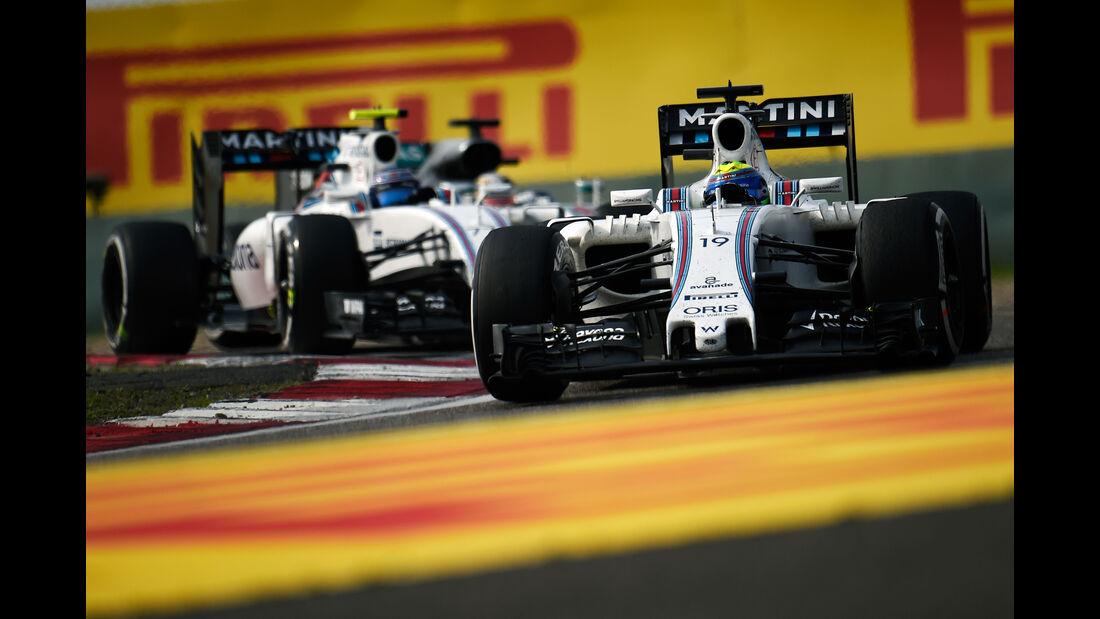 Felipe Massa - GP China 2016