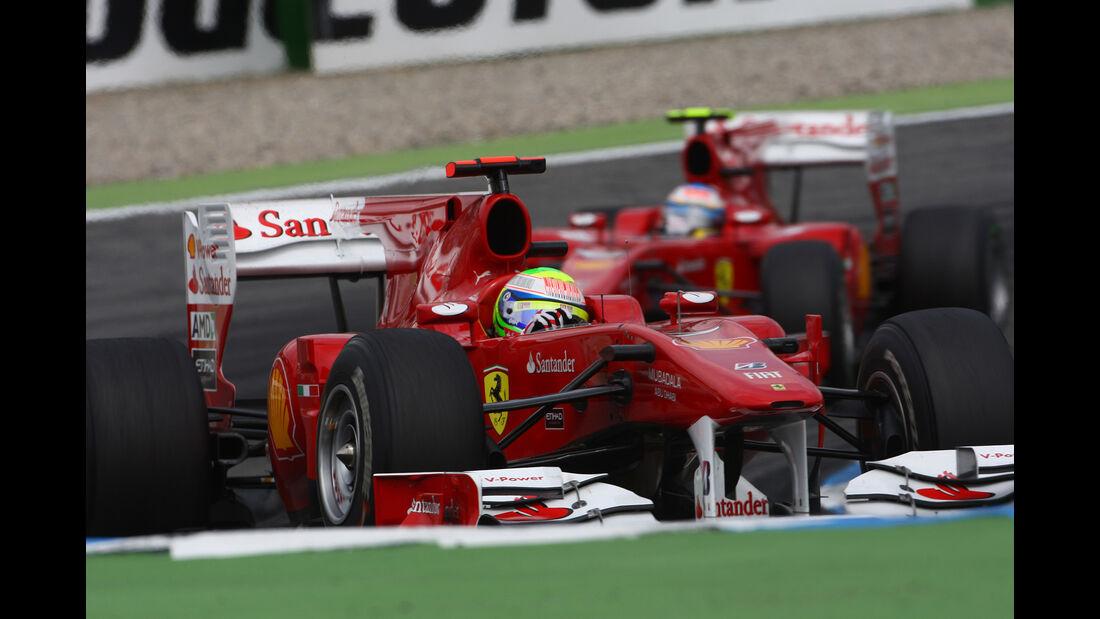 Felipe Massa - GP Deutschland 2010