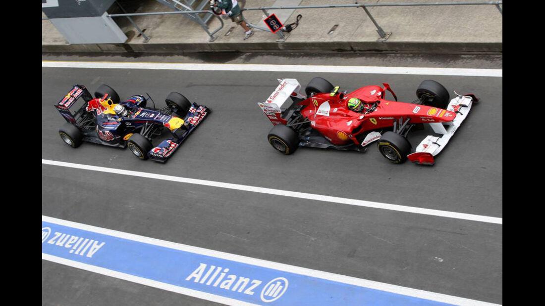 Felipe Massa GP Deutschland 2011