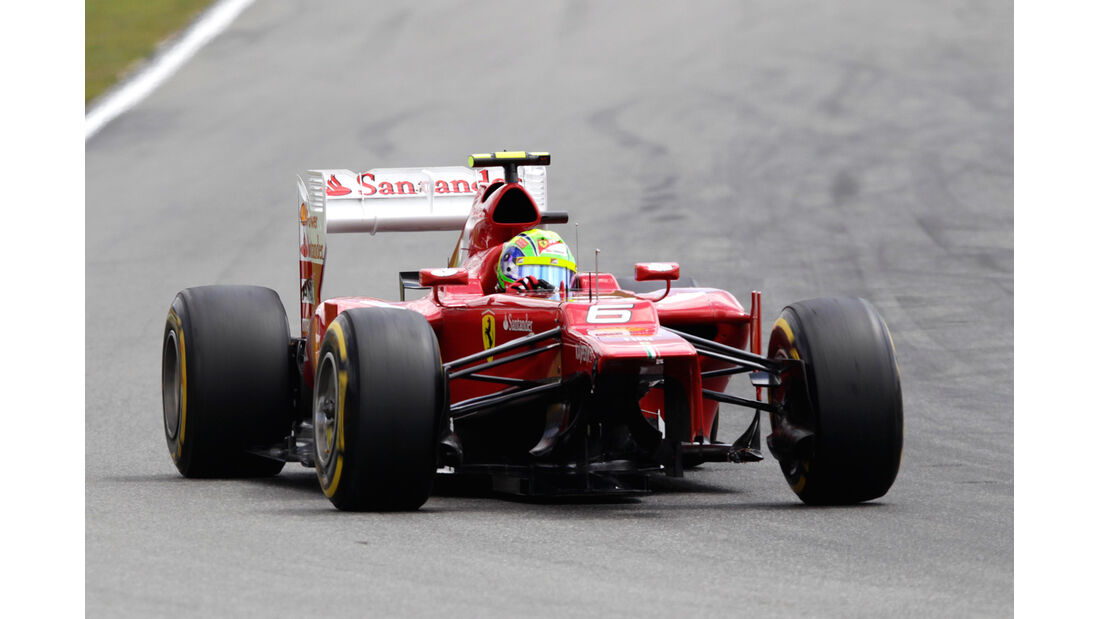 Felipe Massa GP Deutschland 2012