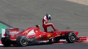 Felipe Massa - GP Deutschland 2013
