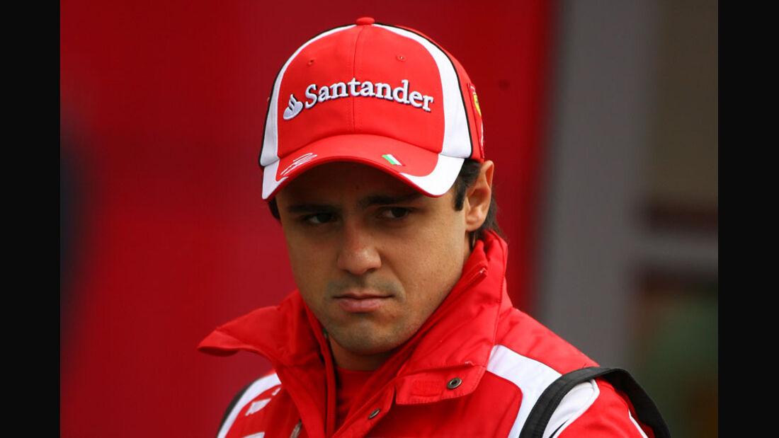 Felipe Massa - GP Deutschland - Nürburgring - 22. Juli 2011