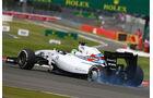 Felipe Massa - GP England 2014