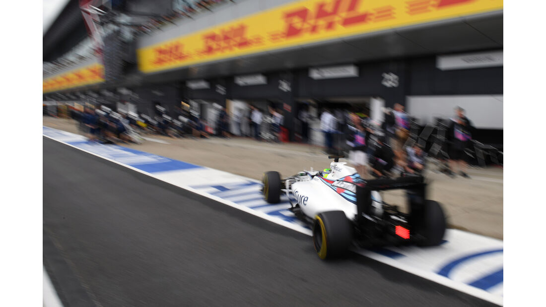 Felipe Massa - GP England 2016
