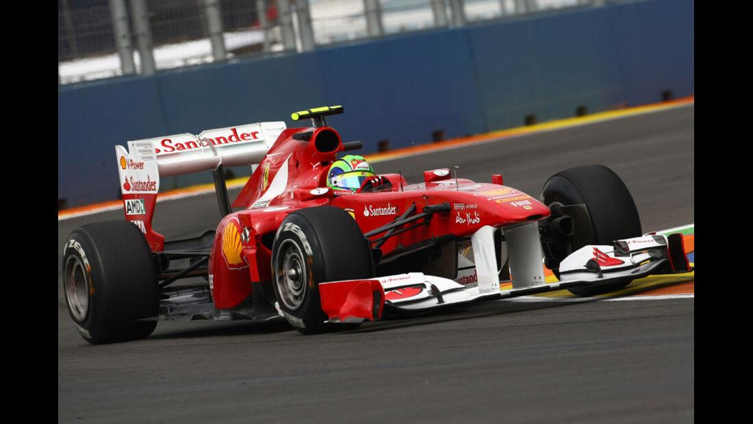Felipe Massa - GP Europa Valencia 2011