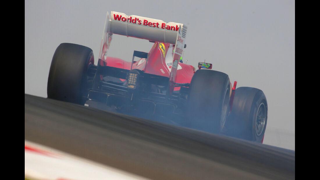 Felipe Massa GP Indien 2012
