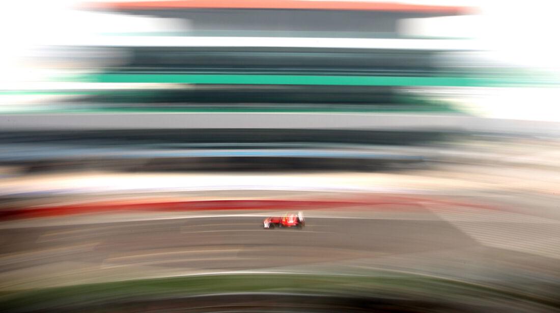 Felipe Massa - GP Indien - Training - 28.10.2011