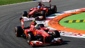 Felipe Massa - GP Italien 2013