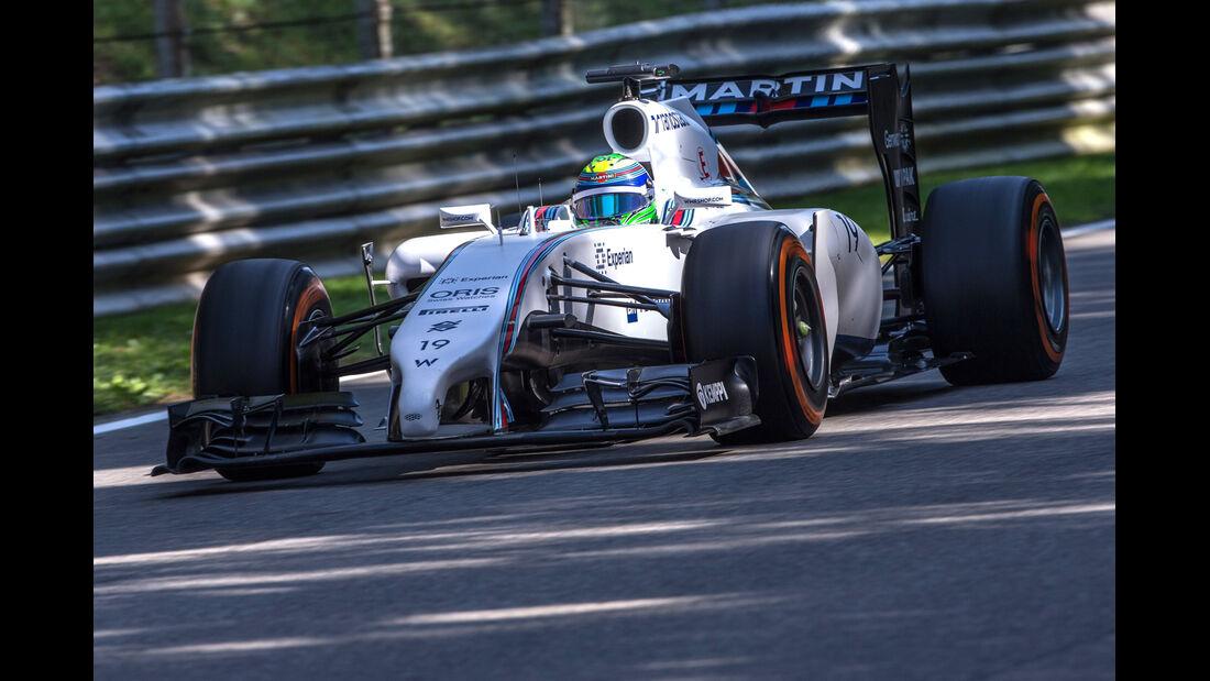Felipe Massa - GP Italien 2014
